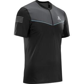 Salomon Fast Wing Running T-shirt Men black